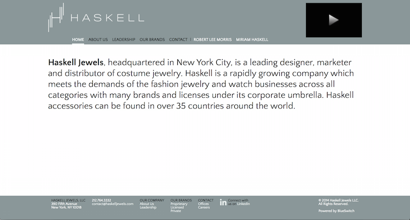 Haskell Jewels